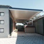 Flat patio by Perth Patio Magic