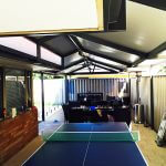 Custom SolarSpan gable patio by Perth Patio Magic