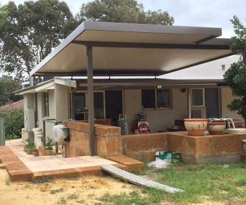 Flat Patio 15 & Skillion Patios Perth - Flat Roof Patio | Perth Patio Magic